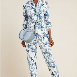 Anthropologie Lucienne Jumpsuit